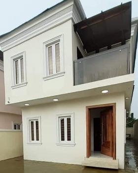 Brand New 4 Bedroom Fully Detached Duplex with a Bq, Lekki Phase 1, Lekki, Lagos, Detached Duplex for Sale