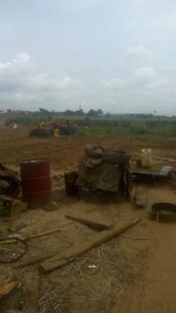 Half Plot of Land in Arepo, Journalist Estate (nuj), Ojodu, Lagos, Residential Land for Sale
