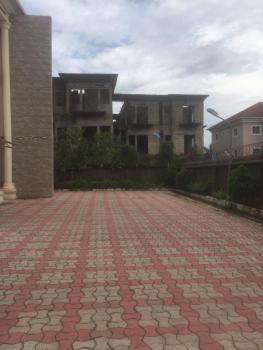 Well Built 5-bedroom Terrace Duplex with a Room Bq, Close to Legislative Quarters, Apo, Abuja, Terraced Duplex for Sale