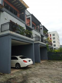 Self Serviced 4 Bedroom Terrace, Off Palace Road, Oniru, Victoria Island (vi), Lagos, Terraced Duplex for Rent