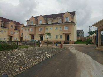 Luxury 5 Bedroom Terrace Duplex with Box Room and Study Room, Life Camp, Gwarinpa, Abuja, Terraced Duplex for Sale