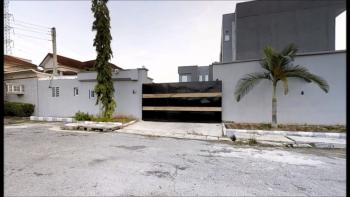 4 Bedroom Townhouse in 2 Floors with a Bq, Pool and Gym, Osborne, Ikoyi, Lagos, Terraced Duplex for Rent