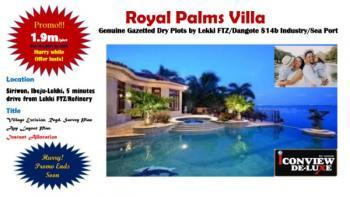 Unbeatable Offer! Genuine Affordable Estate Plots, Ibeju Lekki, Lagos, Mixed-use Land for Sale