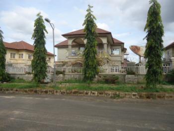 4 Bedroom Duplex with 3 Bedroom Bq, Dakwo, Abuja, Detached Duplex for Sale
