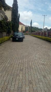 Well Finished Serviced 3 Bedroom Terrance Duplex with 2 Room Bq, Asokoro District, Abuja, Terraced Duplex for Rent