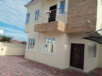 Luxury, Brand New 4 Bedroom+bq Detached Duplex, By Banana Island Apt, Off Alpha Beach Road, New-road Bstop, B4 Chevron, Lekki, Lagos, Detached Duplex for Sale
