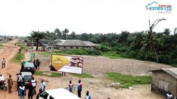 Land, Jewel Gardens Few Minutes Drive From Amen Estate and Some Drive to Eleko Beach, Eleko, Ibeju Lekki, Lagos, Residential Land for Sale