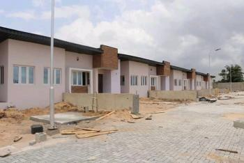 Flourish Residence 4 Bedroom Semi-detached Terrace, After Ajah, Lakowe and Before Eleko Junction, Eluju, Ibeju Lekki, Lagos, Terraced Duplex for Sale