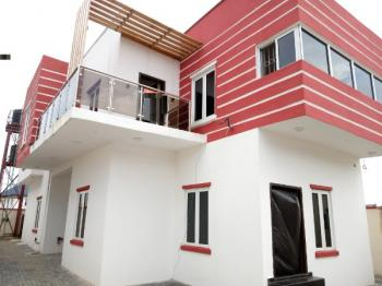 Brand New 4 Bedroom Fully Detached Duplex, Ologolo, Lekki, Lagos, Detached Duplex for Sale