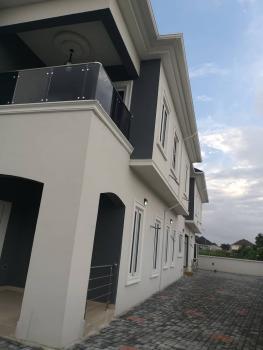 4 Bedroom Semi-detached Duplex House with Bq in Serene Estate, Thomas Estate, Ajah, Lagos, Semi-detached Duplex for Sale