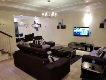 Luxury 4 Bedroom Maisonette Apartment, Off Bishop Oluwole, Victoria Island Extension, Victoria Island (vi), Lagos, Flat Short Let