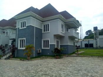 Luxury 4 Bedroom Detached Duplex with 2 Room Bq, Asokoro District, Abuja, Detached Duplex for Rent