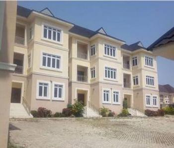 Brand New Luxury 6 Bedroom Serviced Terrace Duplex Plus Bq, Guzape District, Abuja, Terraced Duplex for Rent