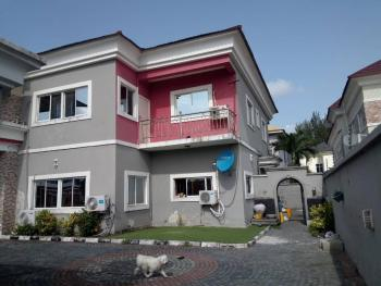Beautiful 6 Bedrooms Duplex with 2 Living-rooms Down Stairs, Vgc, Lekki, Lagos, Detached Duplex for Sale