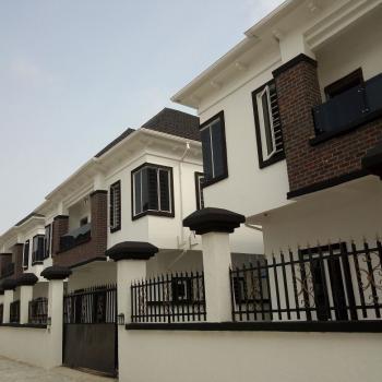 Brand New 5 Bedroom Detached Duplex  with Bq, Osapa, Lekki, Lagos, Detached Duplex for Rent