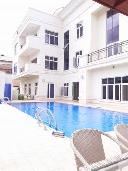 Luxury 3 Bedroom Apartment with a Maids Room, Fitted Kitchen, All Rooms Ensuite , Swimming Pool and Gym, Banana Island, Ikoyi, Lagos, Flat for Rent