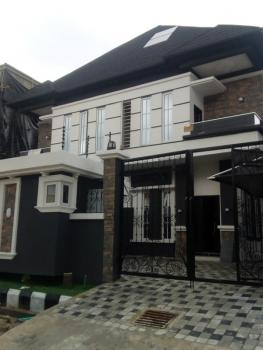 a Lovely 4 Bedroom Semi-detached Duplex with Bq, Chevron, Lekki, Lagos, Semi-detached Duplex for Sale