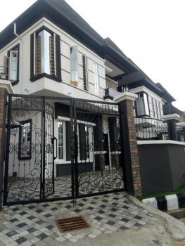 Newly Built 5 Bedroom Fully Detached Duplex with Bq, Chevron, Lekki, Lagos, Detached Duplex for Sale