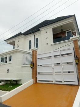 Luxury 4 Bedroom Semi-detached Duplex with Bq, Chevron, Lekki, Lagos, Semi-detached Duplex for Sale