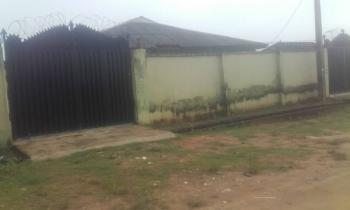 2 Nos of 2 Bedrooms Flat with a 3 Bedroom Flat on Full Plot, Second Gate, Odogunyan, Ikorodu, Lagos, Block of Flats for Sale