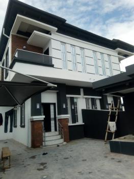 Newly Built Semi-detached Duplex with Bq, Chevron, Lekki, Lagos, Semi-detached Duplex for Sale