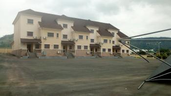 9 Units Serviced Terrace Duplexes with Bq, Katampe Extension, Katampe, Abuja, Terraced Duplex for Rent