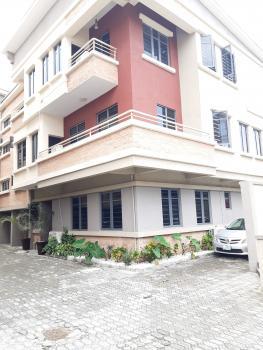 Serviced 5 Bedroom Terrace Duplex, Victoria Island Extension, Victoria Island (vi), Lagos, Terraced Duplex for Rent