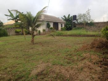 a Plot of Land with Completed Mini Flat and Borehole, Ifo, Ogun, Residential Land for Sale