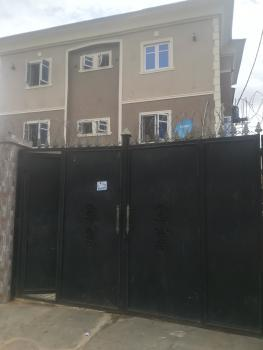 a Block of 6nos of Luxury 2 Bedroom Flats with C of O, Modern Facilities and Fittings in a Quiet and Spacious Compound., Off Akinyemi Street, Ajuwon, Ajuwon, Ifo, Ogun, Block of Flats for Sale