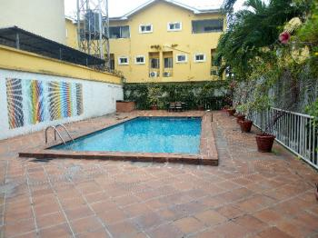 Nice 4 Bedroom Terrace House with 2 Rooms Bq, All Rooms Ensuite, Parkview, Ikoyi, Lagos, Terraced Duplex for Rent
