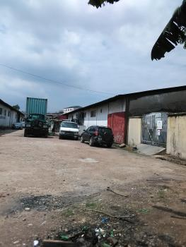 Big 2 Warehouse with Office Complex on 3 Acres of Land with C of O, By 7up Oregun on a Major Road, Oregun, Ikeja, Lagos, Warehouse for Sale