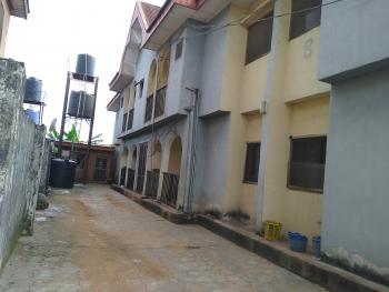 Block of Flats with 3 Bedroom Each, Off Dla Road, Asaba, Delta, Flat for Sale