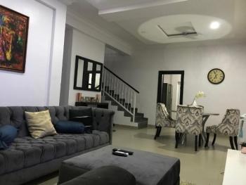 Orchard House 3 Bedroom Serviced Apartment, Canal West Estate, Jakande, Lekki, Lagos, Terraced Duplex Short Let