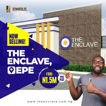 Plot of Land, The Enclave, Epe, Lagos, Residential Land for Sale