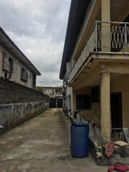 Dilapidated House on 1,150 Sqm Land at Off Bode Thomas Street, Surulere, Bode Thomas, Bode Thomas, Surulere, Lagos, House for Sale