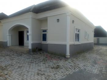 Clean, Neat and Standard 3 Bedroom Bungalow, Queens Efab Estate After 69 Road By Charlie, Gwarinpa Estate, Gwarinpa, Abuja, Detached Bungalow for Rent