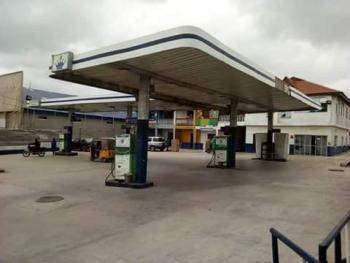 Filling Station with 8 Pump 6 Underground and Office Complex, Ekoro Side of Abule Egba, Oke-odo, Lagos, Filling Station for Sale