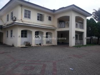 7 Bedroom Serviced Mansion with 2 Bedroom Guest Chalet, Maitama District, Abuja, House for Rent