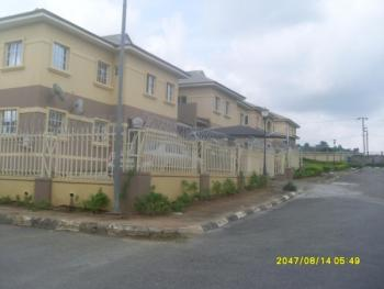 4-bedroom Duplex with 2 Room Bq, Valley View Estate Beside Brains & Hammers, Apo, Abuja, Detached Duplex for Sale
