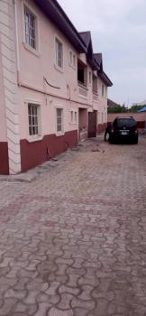 Block of 4 Numbers of 3 Bedroom Flats on a Plot of Land, Greenville Estate, Badore, Ajah, Lagos, Block of Flats for Sale