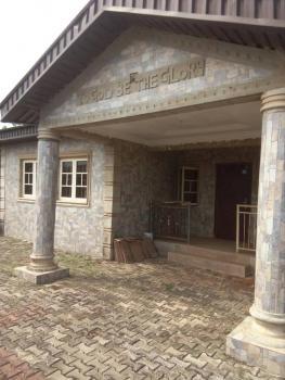 95% Complete 5 Bedroom Bungalow, Oreyo Road, Igbogbo, Ikorodu, Lagos, Detached Bungalow for Sale