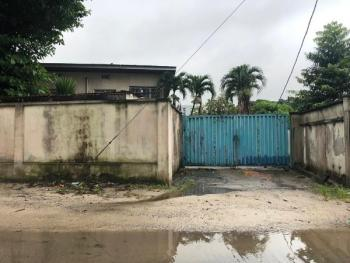 Vacant Detached House on Land Measuring About 3,000 Square Meters on Queens Drive, Old Ikoyi, Old Ikoyi, Ikoyi, Lagos, Residential Land for Sale