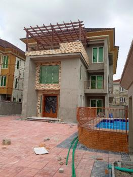 Newly Built and Well Finished 5 Bedroom Detached Duplex with 2 Rooms Bq,fitted Kitchen,swimming Pool,etc., Banana Island, Ikoyi, Lagos, Detached Duplex for Rent