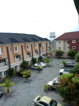 Fully Serviced 4 Bedroom Duplex, Mini Estate, Osapa, Lekki, Lagos, Terraced Duplex for Rent