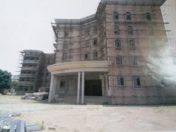 Uncompleted 64 Rooms Hotel 80% Completed Sitting on 7000sqm, Maitama District, Abuja, Hotel / Guest House for Sale