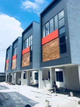 Aesthetic 4 Bedroom Terraced Duplex, Ikate Elegushi, Lekki, Lagos, Terraced Duplex for Sale