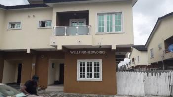 4 Bedroom + Bq Semi-detached Duplex, Lekki Gardens Phase 4, General Paint Bus-stop, Lekki, Lagos, Semi-detached Duplex for Sale