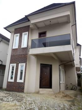 for Rent New 4 Bedroom Fully Detached Duplex with Bq, 2nd Toll Gate Off Chevron, Lekki Phase 1, Lekki, Lagos, Detached Duplex for Rent