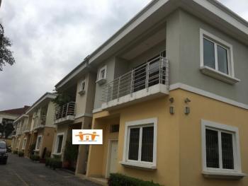 5 Bedroom Townhouse with Bq, Off Femi Okunnu, Lekki, Lagos, Detached Duplex for Rent