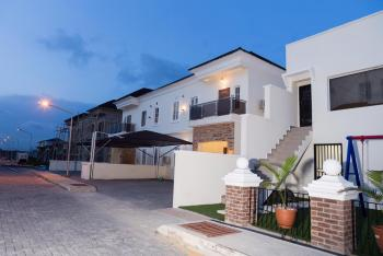 New 4 Bedroom Semi Detached Duplex in a Mini Estate with 24hrs Light., Around Abraham Adesanya Estate Ajah, Lekki Phase 2, Lekki, Lagos, Semi-detached Duplex for Rent